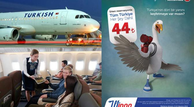 44TL'ye THY ile istediğiniz yerlere uçma fırsatı…