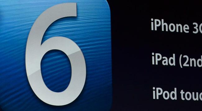 Apple IOS 6 Yayınlandı, 200 Yeni Özellikle Gelen Yenilikler Neler?