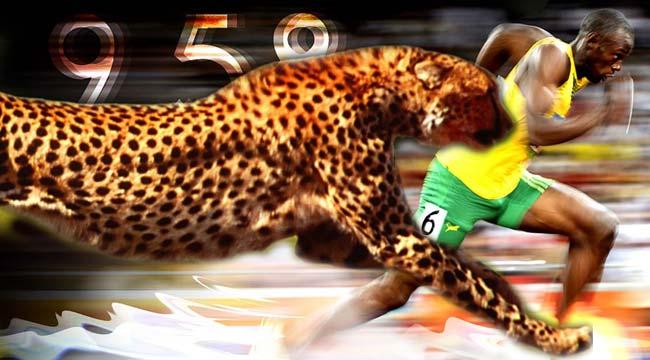 Bu Robot Usain Bolt'tan Daha Hızlı Koşuyor..!
