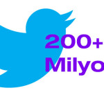 Twitter Aylık 200 Milyon Aktif Kullanıcıya Ulaştı
