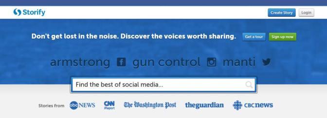 Facebook Gizli Paylaşımlarınız Storify'da Gözükebilir!