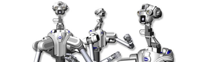 Bu Robot Araba Lastiği Değiştiriyor