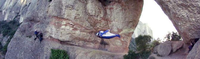 Wingsuit Uçuşu Nefeslerinizi Kesecek