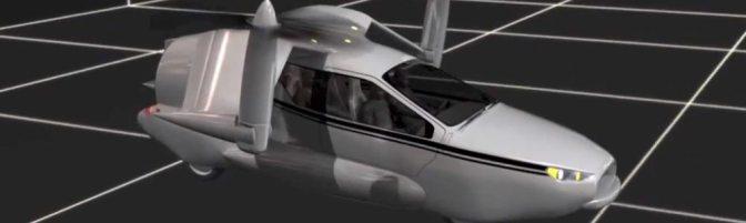 Uçan Arabalar Çok Yakında Trafikte