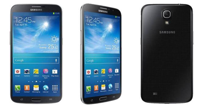 Samsung Galaxy Mega Türkiye'de Satışta