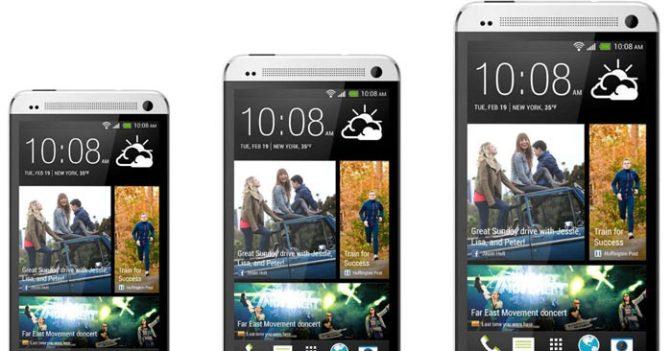 HTC One Max Akıllı Telefon Tanıtıldı