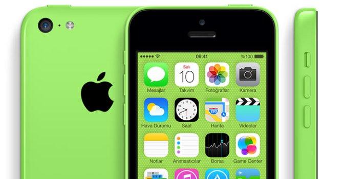 iPhone 5S Satışları iPhone 5C'yi Geçti