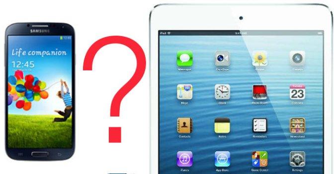 Hangi Tableti veya Akıllı Telefonu Satın Almalıyım?