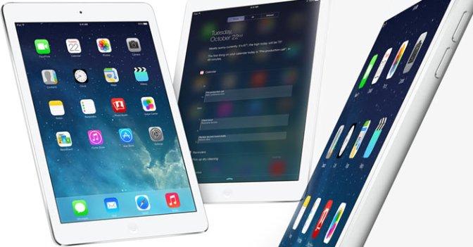 Apple iPad Air Özellikleri ve Fiyatı