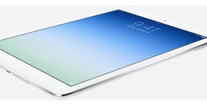 Apple iPad Air İncelemesi ve Detaylı Özellikleri