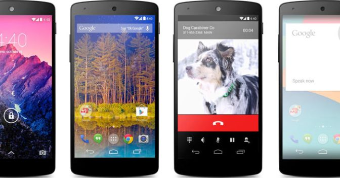 Google Nexus 5 Satışa Sunuldu İşte Özellikleri