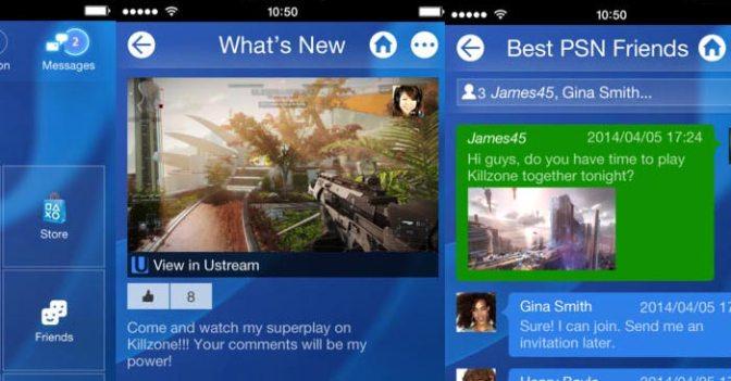 Sony PlayStation 4 iOS ve Android Uygulaması Çıktı