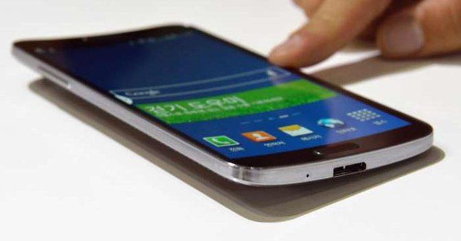 Samsung Galaxy Serisi 3 Açılı Ekrana Sahip Olacak