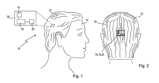 Sony Giyilebilir Peruk Teknolojisi Üzerinde Çalışıyor