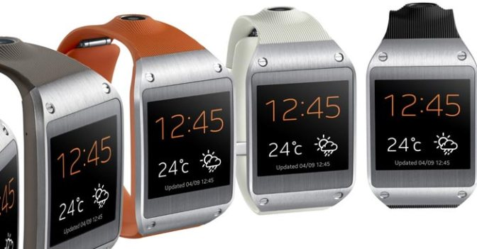 Samsung Telefondan Bağımsız Çalışacak SmartWatch Üretecek