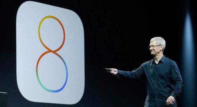 Apple iOS 8 Tüketici Alışverişinde Devrim Yaratacak
